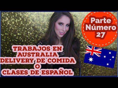 Modelos de uñas - Australia - Visas de Estudiante + Trabajo de Delivery y Dar clases de Español (PARTE Número 27)