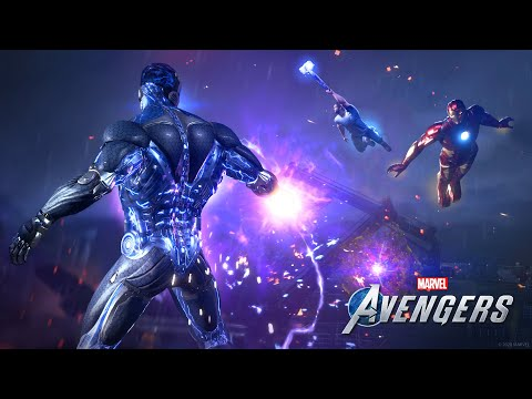 Marvel's Avengers : Long trailer de gameplay