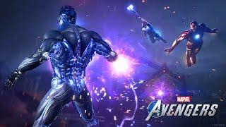 Marvel's Avengers — Сюжетный трейлер, геймплей за Тора и демонстрация кооператива