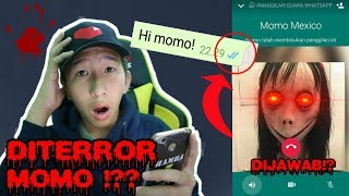 Video GUA DI TERROR MOMO ?! Momo Challenge Is Real !! MP3, 3GP, MP4, WEBM, AVI, FLV Agustus 2018