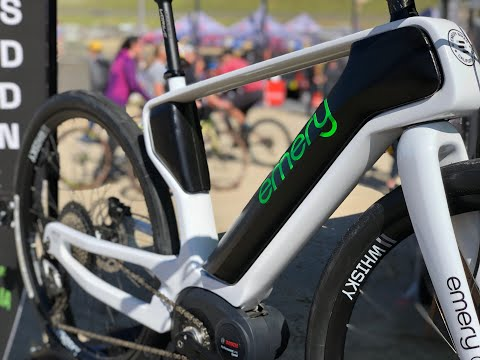 3D Printed Electric Bike From Emery & Arevo | Electric Bike Report