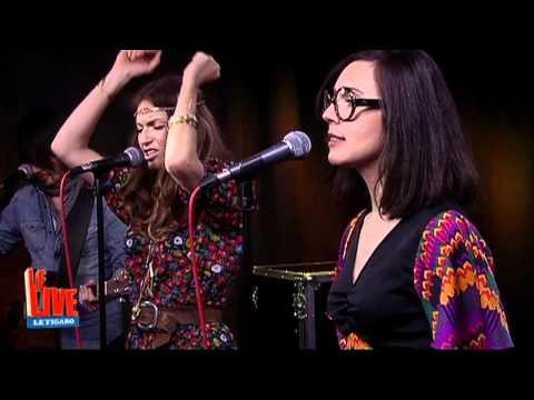 Brigitte - Battez vous - Le Live