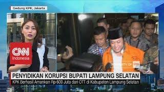Download Video Status Tersangka, Bupati Lampung Selatan Ditahan KPK MP3 3GP MP4