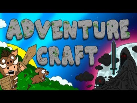 Adventure Craft - Díl.: 1. - Minecraft + Dont Starve ?
