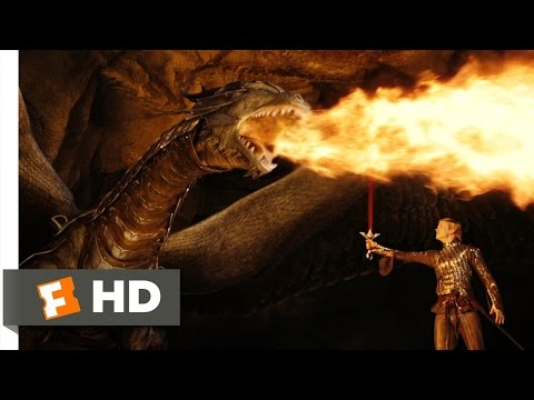 Eragon (3/5) Movie CLIP - Fear and Courage (2006) HD