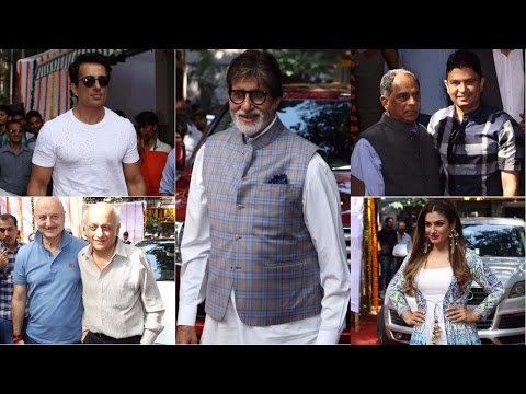 UNCUT: Amitabh Bachchan | Raveena Tandon | Anupam Kher | Inaugurates New Office Of CBFC