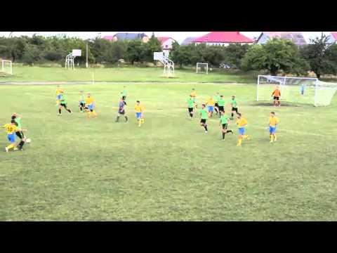 ФК Турка - ФК Перегінське 1:1 (1 тайм)