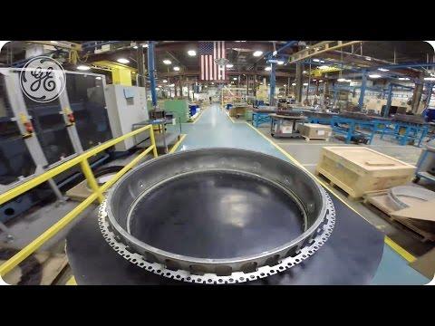 До и после: восстановление камеры сгорания авиационного двигателя - Центр транспортных стратегий