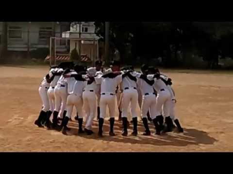 高江洲中野球部パフォーマンス