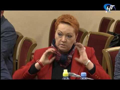 Сергей Митин встретился с представителями региональной Общественной палаты