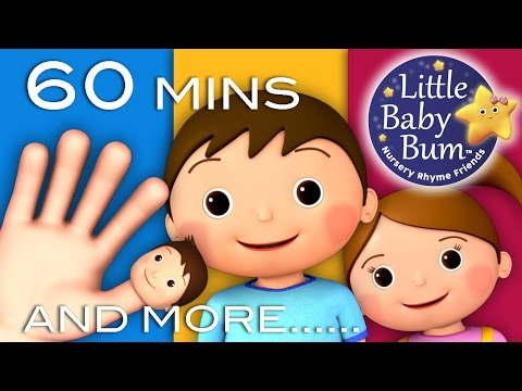Finger - Finger Family & More Nursery Rhymes! | 1 hour! | 33 Videos! | 3D Animation in HD from LittleBabyBum 0:04 Finger Family 1:07 Finger Family (Cat Family) 2:11 A...