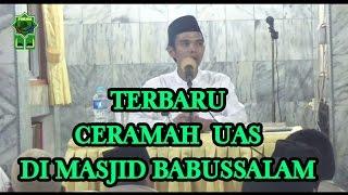 Video Ceramah Terbaru Ustadz H. Abdul Somad, Lc.MA di Masjid Babussalam MP3, 3GP, MP4, WEBM, AVI, FLV Oktober 2018