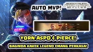 Yorn The Baginda Full Aspd Full Armor Pierce! Atitnya!