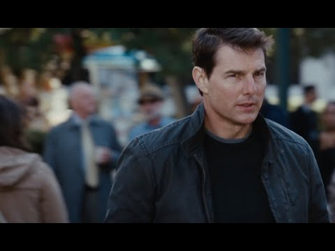 Jack Reacher: Never Go Back (Extended TV Spot 'Followed')