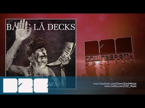 Tekst piosenki Bang La Decks - Utopia po polsku