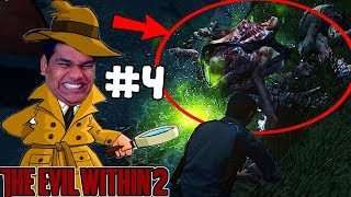 Y'all mind if i explore a little...? 🤓🤓 | Evil Within 2 #4 |