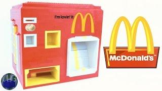LEGO McDonald's Machine | Chili Chicken & French Fries