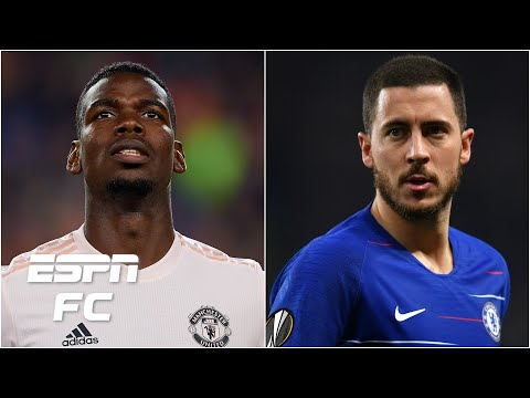 Are Paul Pogba, Eden Hazard & Sadio Mane on Real Madrid's Galactico wishlist? | Transfer Rater