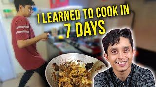 Video I Learned How To Cook In Seven Days | Ft. Shayan Roy MP3, 3GP, MP4, WEBM, AVI, FLV Desember 2018