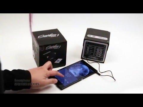 Smartphone SPEAKER LUCKIES Video