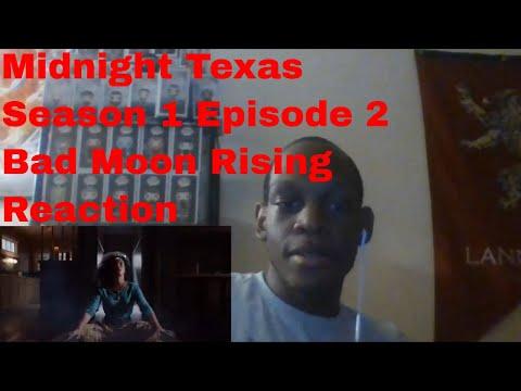 Midnight Texas Season 1 Episode 2 Bad Moon Rising Reaction