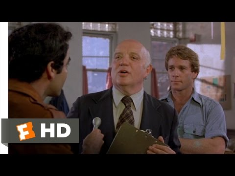 Oliver's Story (5/8) Movie CLIP - An Official Go Ahead (1978) HD