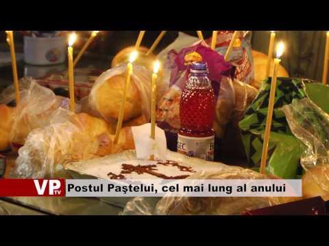 Postul Paştelui, cel mai lung al anului