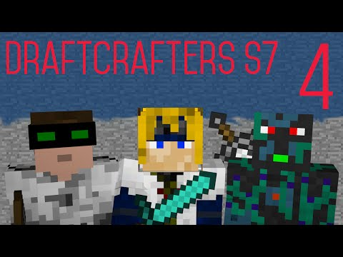 DraftCrafters UHC S7 Ep.4 - The Clutch