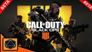 CRISPY BLACkOPS MODE IN BLACK OPS 4 BETA!