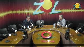 Ángel Acosta y César Cabrera comentan sobre problemáticas del tránsito en la Lope de Vegas