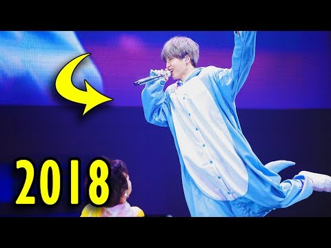BTS Jimin Cute And Funny Moments 2018