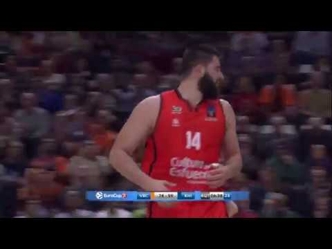 7DAYS EuroCup, Quarterfinals Game 3 MVP: Bojan Dubljevic, Valencia Basket