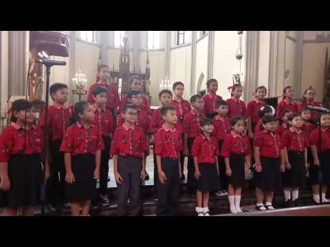 Bunda Penolong Abadi-FX Junior Choir - Tg. Priok Mp3