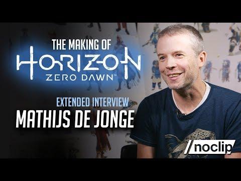 Interview de Mathijs De Jonge  de Horizon Zero Dawn