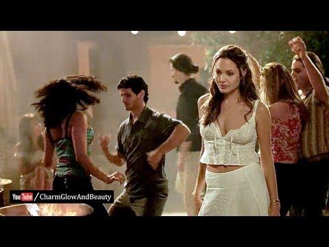 Super Hot Dance of Angelina Jolie With Brad Pitt | Mr. & Mrs. Smith (2005 film)
