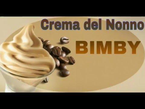 video ricetta: bimby - crema del nonno al caffè