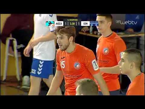 Handball Premier: ΠΥΛΑΙΑ – ΙΩΝΙΚΟΣ | 26/01/2020 | ΕΡΤ