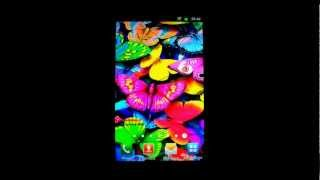 Butterfly Live Wallpaper HD 5 YouTube video