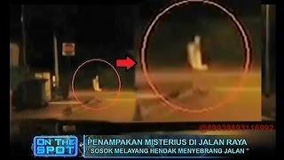 Video On The Spot - Penampakan Misterius di Jalan Raya MP3, 3GP, MP4, WEBM, AVI, FLV November 2017