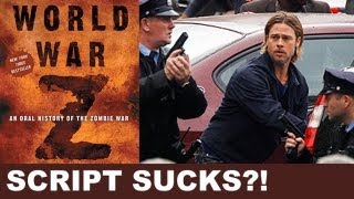 Nonton World War Z 2013   It S A Disaster    Beyond The Trailer Film Subtitle Indonesia Streaming Movie Download