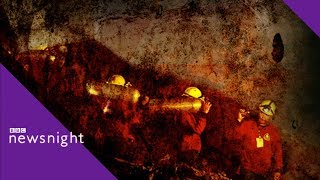 Video Thailand Cave Rescue: What's next?  - BBC Newsnight MP3, 3GP, MP4, WEBM, AVI, FLV September 2018