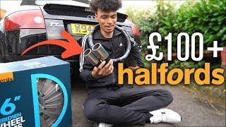 "Video Spending £100+ on BAD Halfords CAR ""MODS""... MP3, 3GP, MP4, WEBM, AVI, FLV Desember 2018"