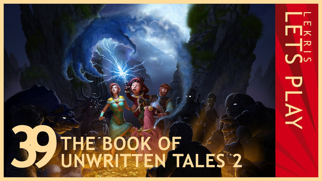 The Book of Unwritten Tales 2 - Kapitel 3 #39 - Rettet den Frosch