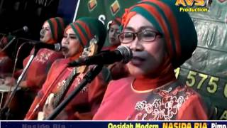 Qosidah NASIDA RIA * Istri Taat Pada Suami - Hj. Afu'ah *(Kerek-Tuban,060815) Video