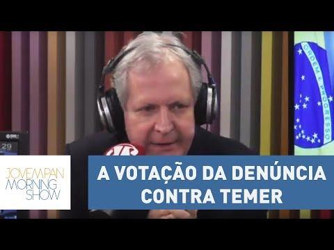 Augusto Nunes: 'Não precisa ser Profeta para saber o que ia acontecer na Câmara' | Morning Show