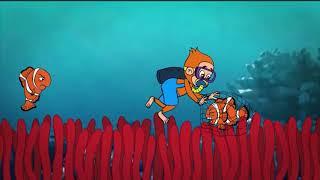 Video Proses Perkembangan Nemo Si Ikan Badut, Dari Telur Hingga Dewasa   Si Otan (03/12/18) MP3, 3GP, MP4, WEBM, AVI, FLV Januari 2019