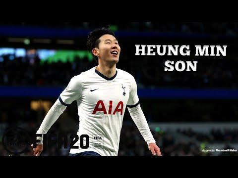 Heung Min Son Goals, Skills, Assists - Tottenham Hotspur - FIFA 20
