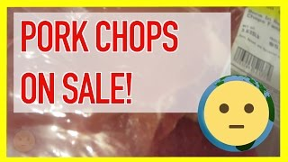 Check out these cheap pork chops on sale from the local grocery store weekly ad.  Basically 50% off the per pound pricing.  Made some tasty pan fried / baked pork chops with these with a couple different marinades and recipes.  Links somewhere her or to come once I get them edited.  Make sure to check out your local grocery store ads every week to save some cash on meat and produce you're going to have to buy anyway!It's always nice when you find something you want on sale regardless of how expensive or cheap.  Just the fact that you got a deal whether via an online coupon, weekly mailer or coupon code.  This was the case here with some meat products.  I happened to read the weekly mailer for Ralphs and found that the meat here was on sale.  It was basically 50% off with club card.  Nothing wrong with it; just maybe too much stock or just running a promotion to get people in the door for other items.  Definitely made use of the bulk by cooking some new recipes.  Since it was cheaper, I don't feel bad if it didn't come out the best like over-cooked or too dry, etc…  No coupons were needed; just walk in find it in the cold section and have a club card.  Some friends have commented that they get the same or better deal at Costco or Sam's Club or even the Mexican market; but the first two you have to pay for membership and the latter, sometimes you're not sure about the quality of the meat.  Anyway, just wanted to record my cheap pork chops on sale form the local weekly grocery store mailer ad for posterity.For more videos on food, cooking, recipes, check out our Food & Drinks playlist at https://www.youtube.com/playlist?list=PLmL7JMU7aON_41zoKnHfK1VVTLNEd6Rwg.  There you'll find tasty to easy recipes as well as nutritional facts for all types of produce.  You'll also see videos highlighting different types of cuisine and dishes from ethnic to fast food.  This will be the food vLog portion of the channel.  There are many cooking channels on youtube, so hopefully you'll be able to experience cooking in a different more casual perspective and maybe some fun new marinades that you might not have considered or rare unique dishes from other cultures.  If you have any requests for food videos, let us know.For more deals and things on sale, check out our Deals / On Sale playlist at https://www.youtube.com/playlist?list=PLmL7JMU7aON8jQzK8adO7cYaTcfF1qBzl.  There's always something on sale or deals going on from seasonal sales, clearance sales and just promotional deals.  People are always looking to save money and retailers are always looking for ways to move product.  Whether it's a legitimate sale or lowered pricing to make it seem like a cost-savings, there's always some kind mark down on items for various reasons.  Old stock making way for new stock is a great way to save money.  Of course, there are perishables that need to be moved to not lose money.  Also, there's the annual holiday sales, Black Friday, Cyber Monday and popular holiday sales like President's Day, Labor Day and even after Christmas sales.  Deep discounts can be found from things bought in massive bulk so that the consumer can benefit from lower pricing.  Find it all in your deals / sale playlist.For more info on food and deals, check out our website at: http://www.MySuLonE.Com.Copyright 2016 MySulone.Com. All rights reserved. All other company, product and/or service names used in this video are solely for the purposes of identification. All trademarks are the property of their respective owners.