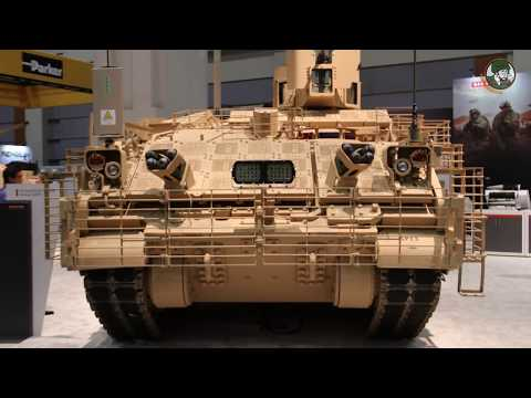 AUSA 2017 Association Of United States Army Exhibition And Conference Washington DC Day 3 Part 1
