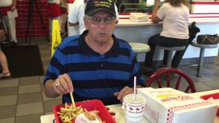 Oregon's first In-N-Out Burger!